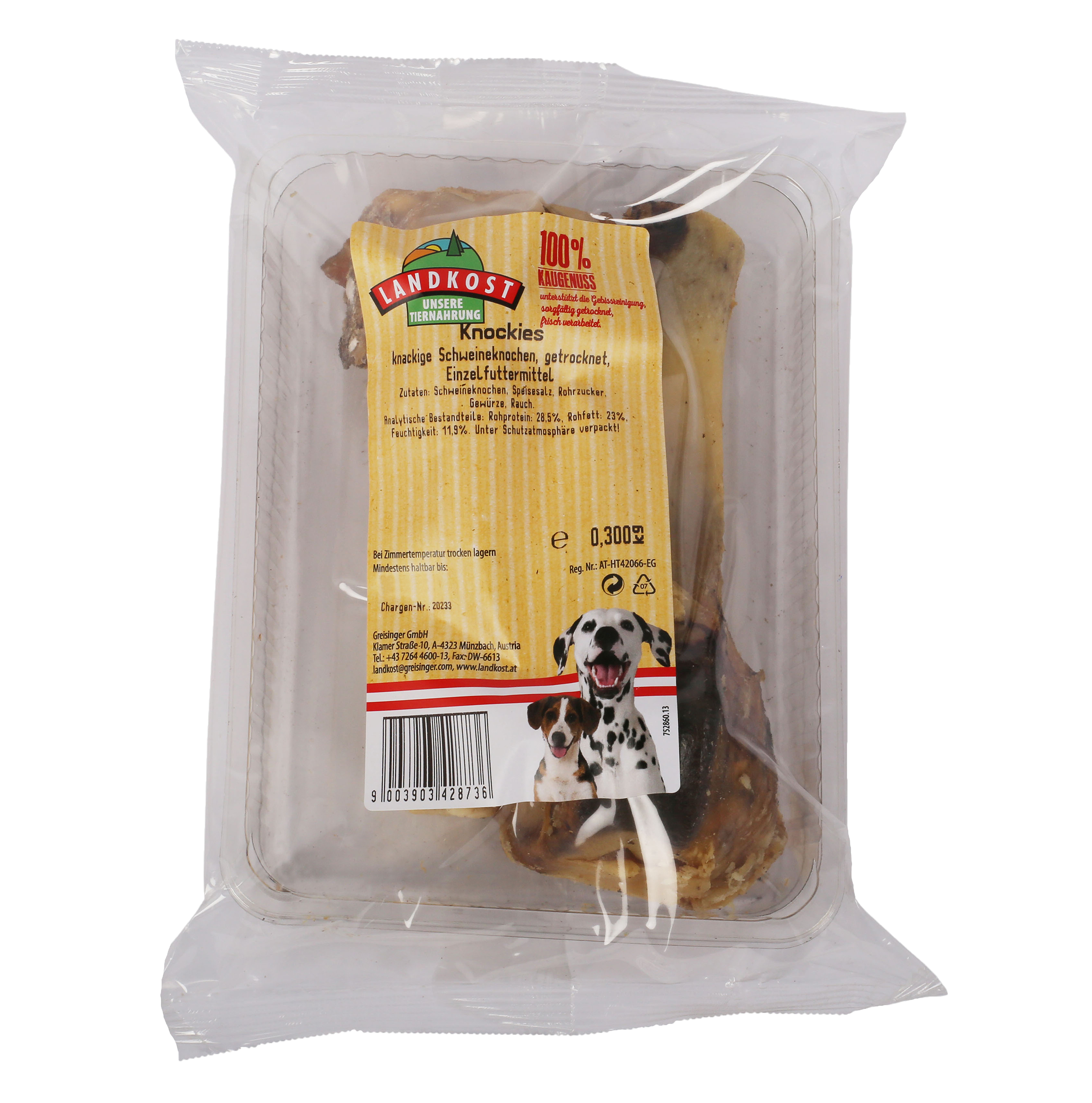 Knockies - Small Pack 300g