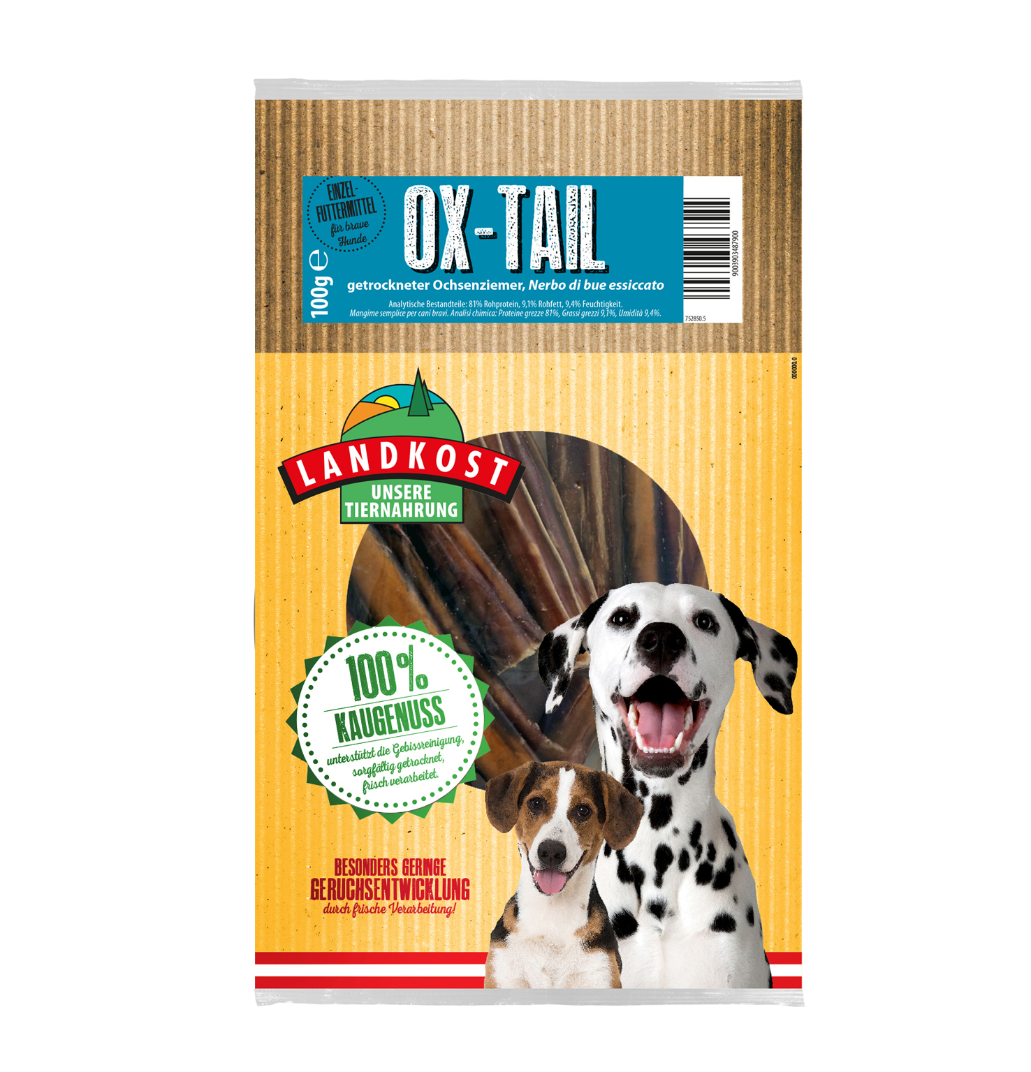Ox-Tail - Small Packs 100g