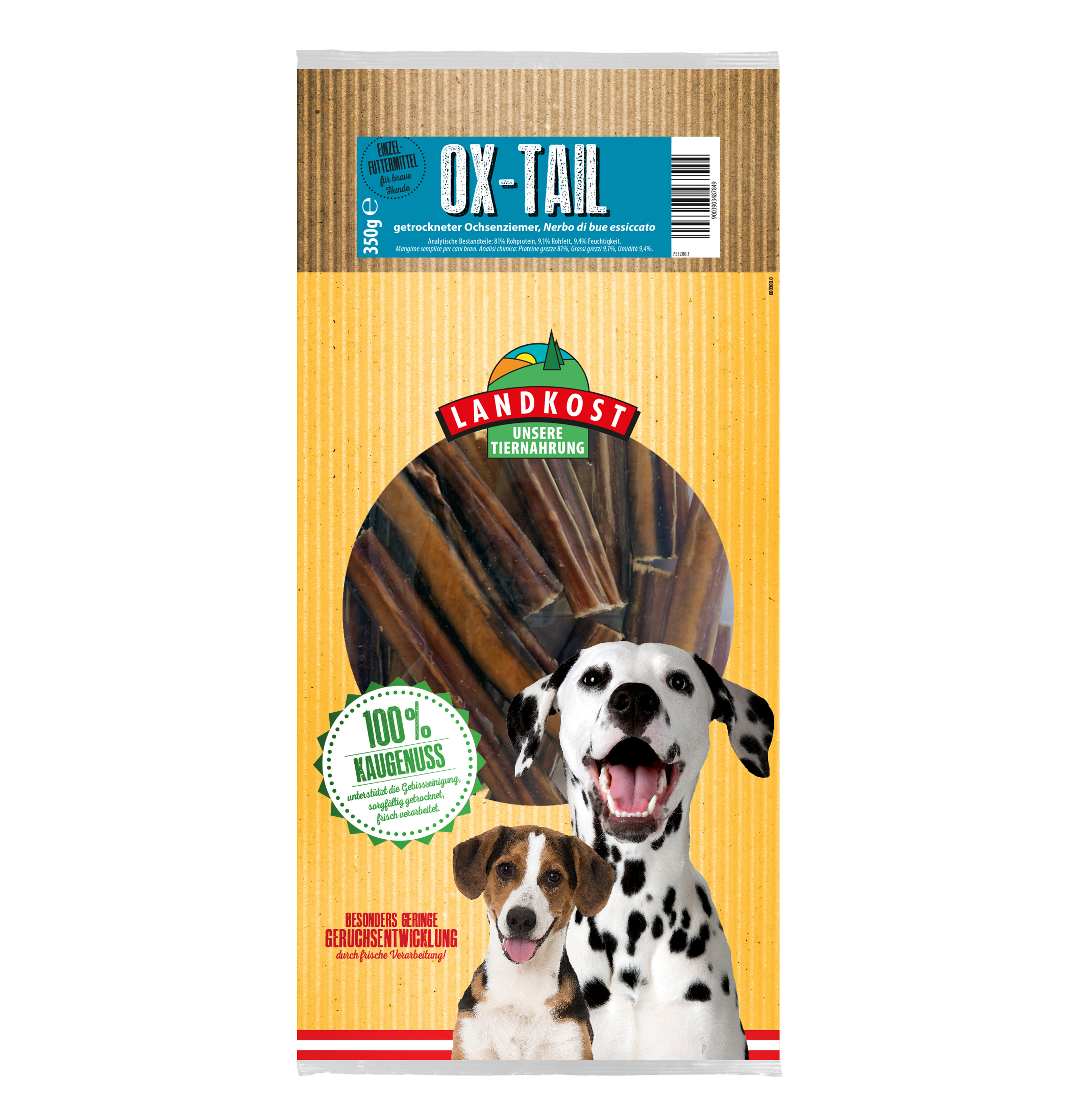 Ox-Tail - Small Pack 350g