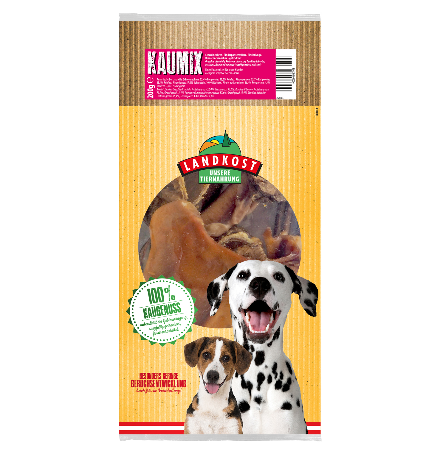 Snack-Mix - Small Pack 250g